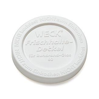Weck 60mm Plastic Lid