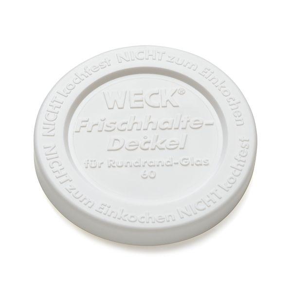 WeckPlasticLid60mmS14