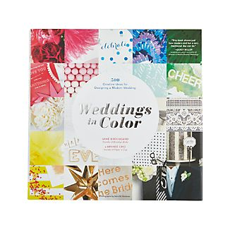 Weddings In Color Book