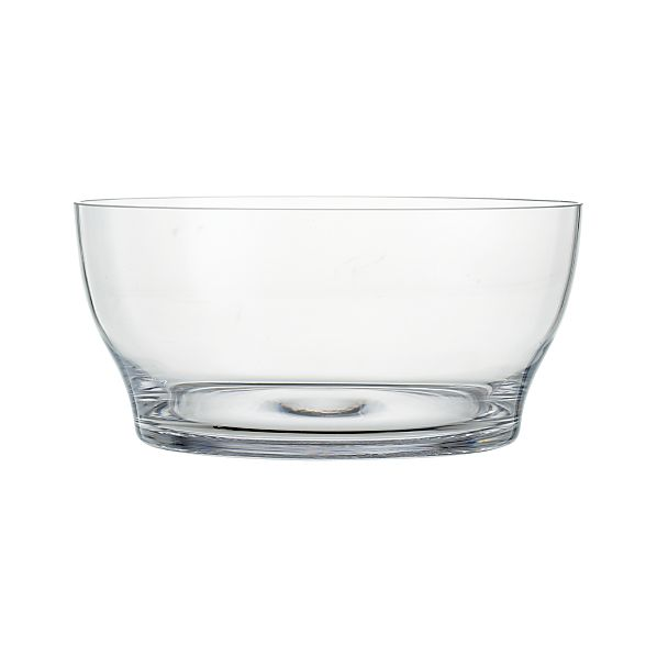 """Welcome 11.25"""" Glass Bowl"""