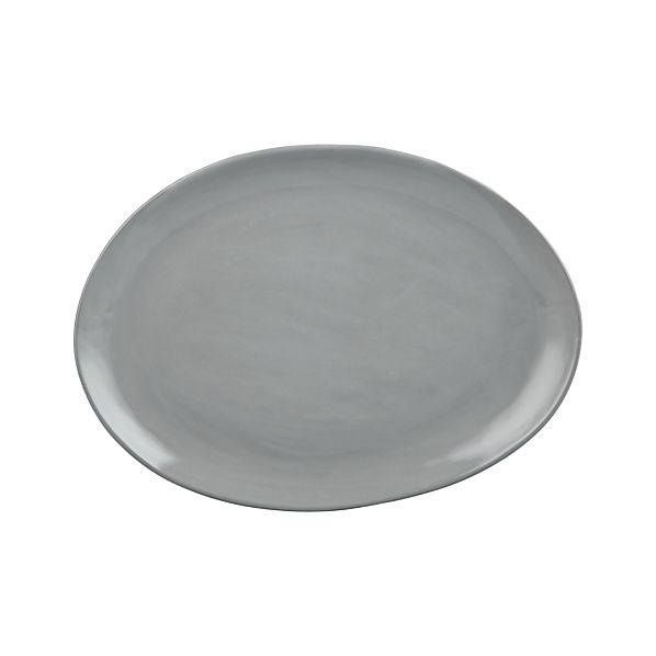 Welcome Large Oval Platter