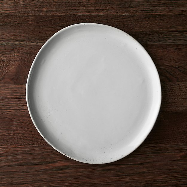 Welcome Dinner Plate Crate And Barrel