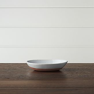 Welcome White Small Bowl