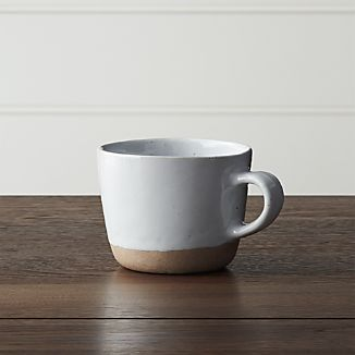 Welcome White Mug