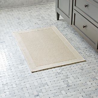 Westport Cream Bath Rug