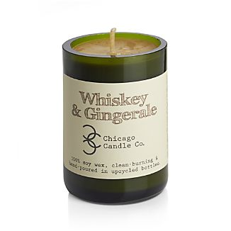 Whiskey & Ginger Ale Scented Candle