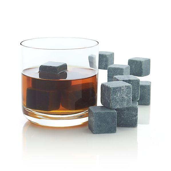 Small Whiskey Rocks Set of 12
