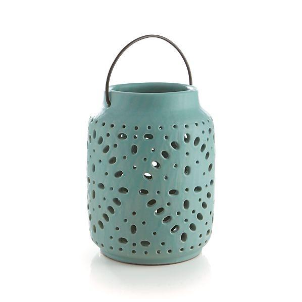 Wisteria Mint Lantern