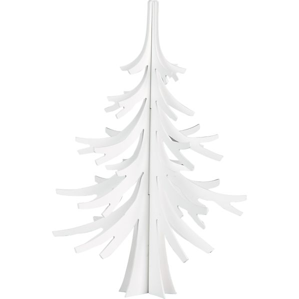 "White 16"" Christmas Tree"