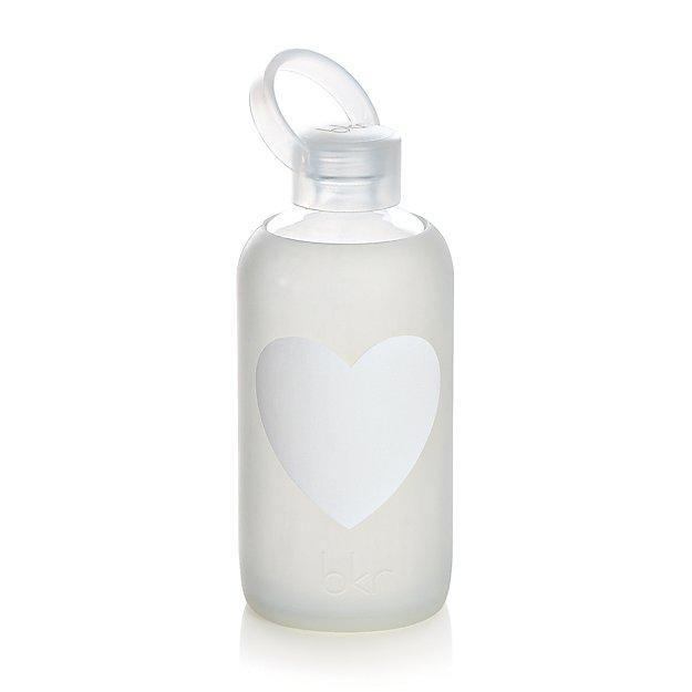 bkr ® Heart Water Bottle