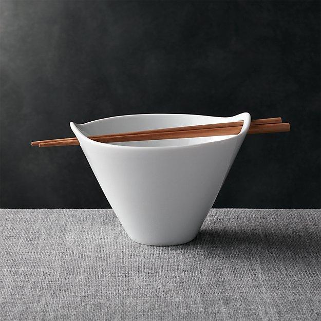 Kai Noodle Soup Bowl Crate And Barrel