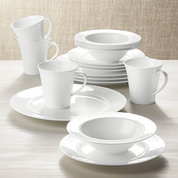 WhitePearl16pcDinnerwareSetSHF15