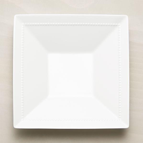 White Pearl Square Server