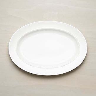White Pearl Platter