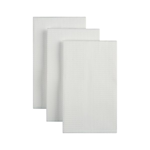 Set of 3 Waffleweave Dishtowels