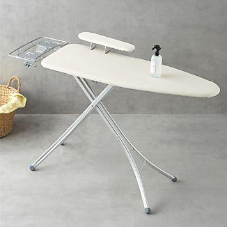 Fibertech ® Wide Top Ironing Board with Sleeve Board