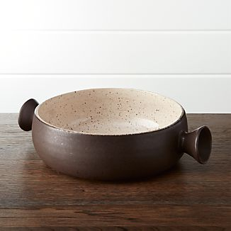 Wilder Serving Bowl with Handles