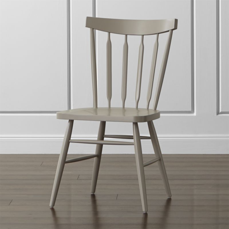 Willa Dove Wood Dining Chair