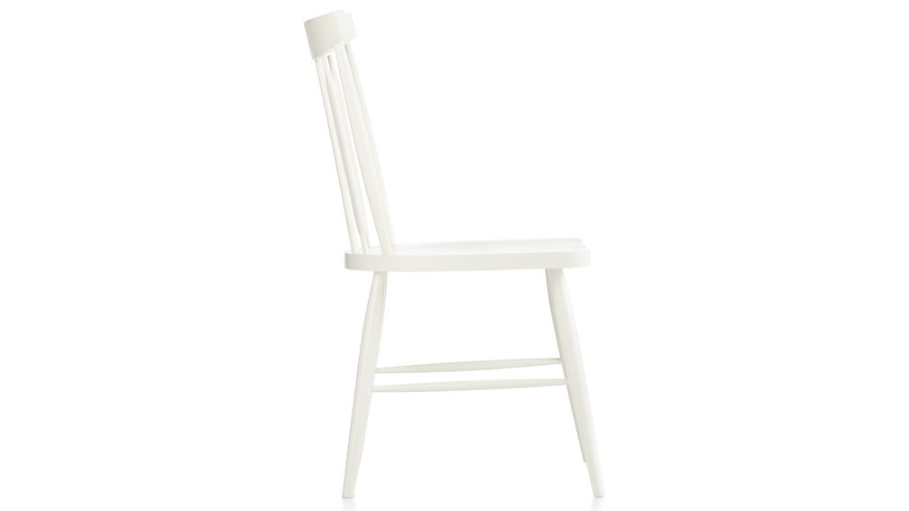 Willa Yellow Side Chair