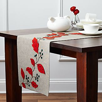 "Willa 120"" Table Runner"