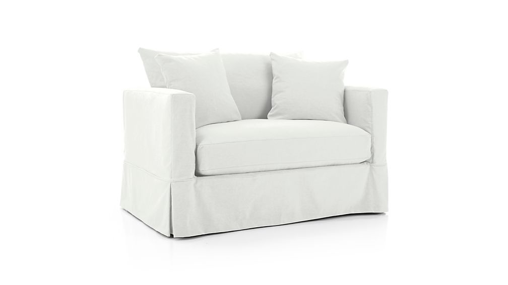Slipcover Only for Willow Chair and a Half