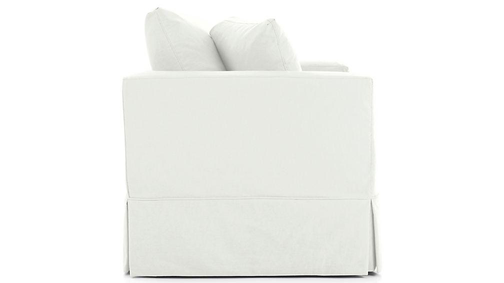 Willow Twin Sleeper Sofa Deso Snow Crate And Barrel