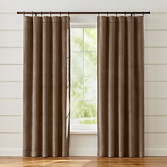 Windsor Brindle Curtains