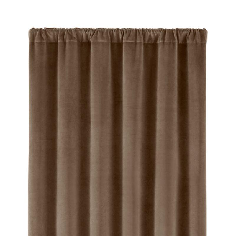 "Windsor Brindle 48""x108"" Curtain Panel"