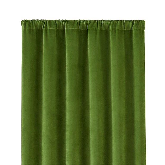 "Windsor Green 48""x96"" Curtain Panel"