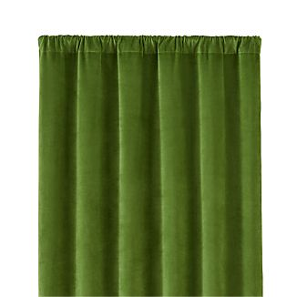 "Windsor Green 48""x108"" Curtain Panel"
