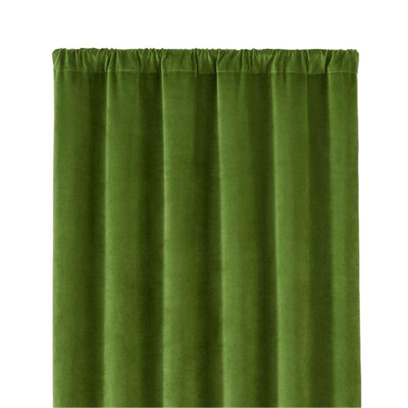 "Windsor Green 48""x84"" Curtain Panel"