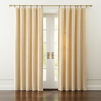 Windsor Ivory Curtains