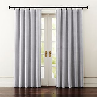 Windsor Light Grey Curtains