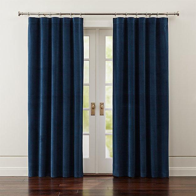 Windsor Midnight Curtains