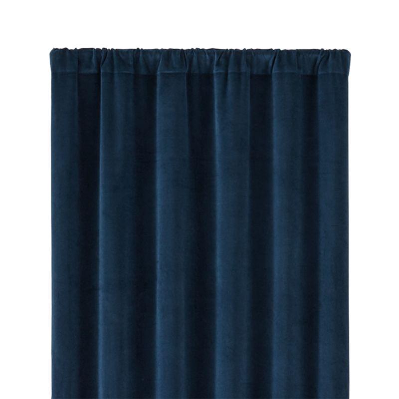 "Windsor Midnight 48""x84"" Curtain Panel"