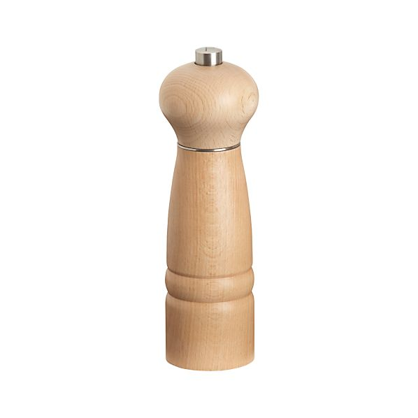 Windsor Wood Pepper Mill