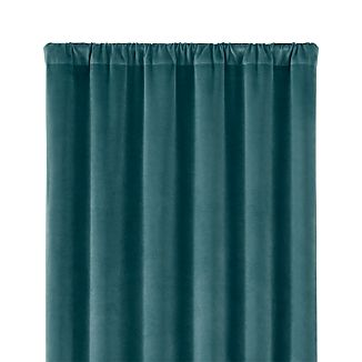 "Windsor Sterling Blue 48""x84"" Curtain Panel"