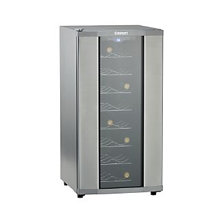 Cuisinart ® 32-Bottle Wine Cooler