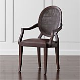 Winnetka Wood Dining Arm Chair