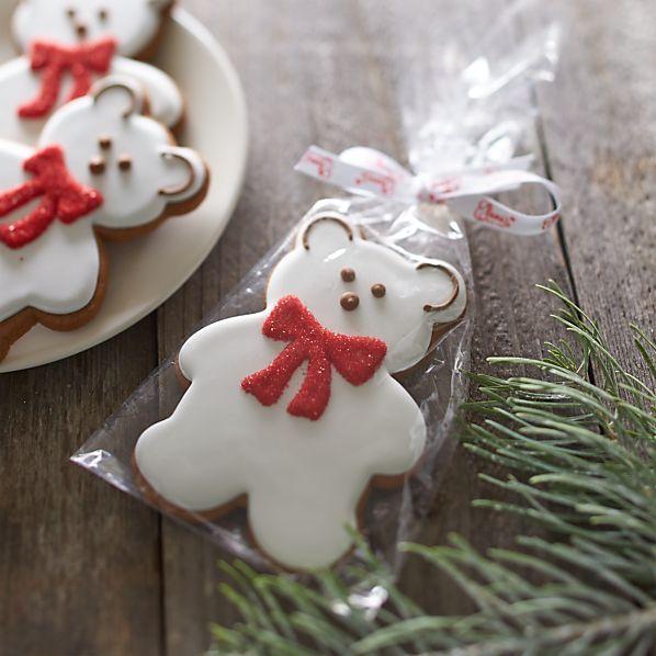 Winter Bear Cookie
