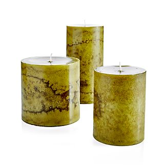 Winter Pear Scented Candles