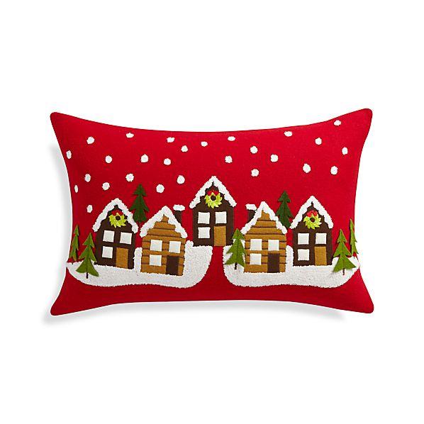 "Winter Solstice 24""x16"" Pillow"