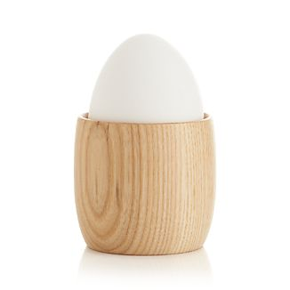 Ash Wood Egg Cup