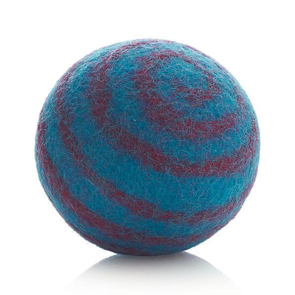 Wool Ball Dog Toy