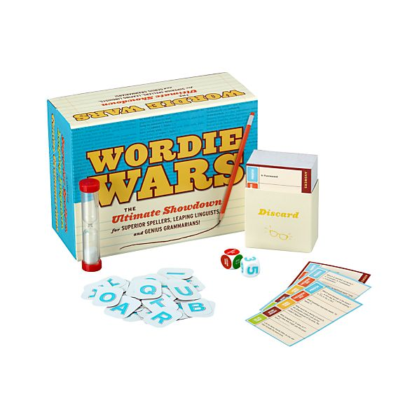 Wordie Wars Game