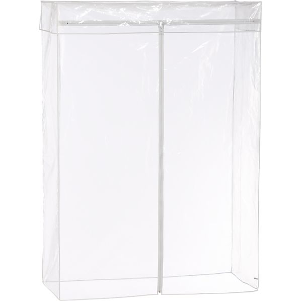 Work Closet Clear Cover