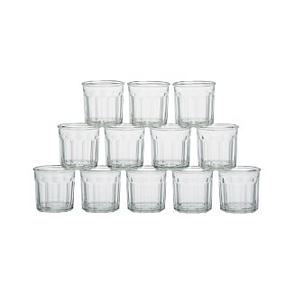 Set of 12 Small Working Glasses