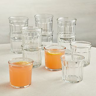 Set of 12 Small Working Glasses 14 oz.