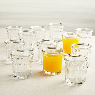 Set of 12 6.25-Oz. Working Glasses