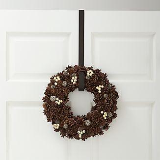 Bronze Wreath Hook